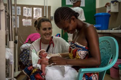 2 kit per un parto sicuro