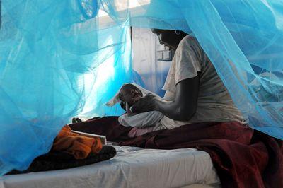 3 zanzariere da letto