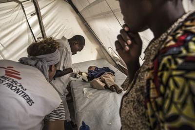 Training per il trattamento del colera