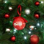 Pallina di Natale MSF 2019