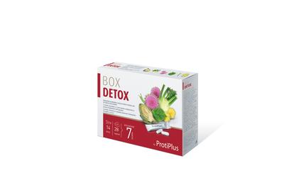 PROTIPLUS Shop - Prodotti proteici, Box Detox