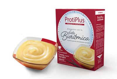 PROTIPLUS Shop - Prodotti proteici, Crema al gusto Vaniglia - Pasti dimagranti*