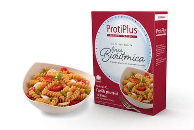PROTIPLUS Shop - Prodotti proteici, Fusilli proteici