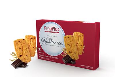 PROTIPLUS Shop - Prodotti proteici, Biscotti con gocce di cioccolato