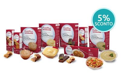 PROTIPLUS Shop - Prodotti proteici, Dieta Personalizzata