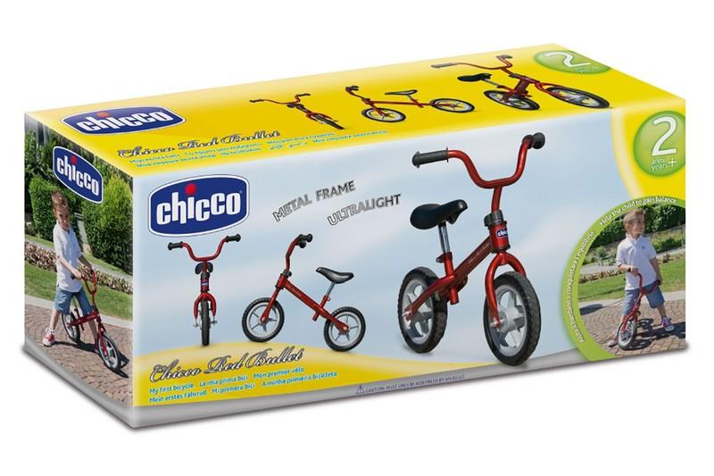 Bicicleta Amarela Ducati