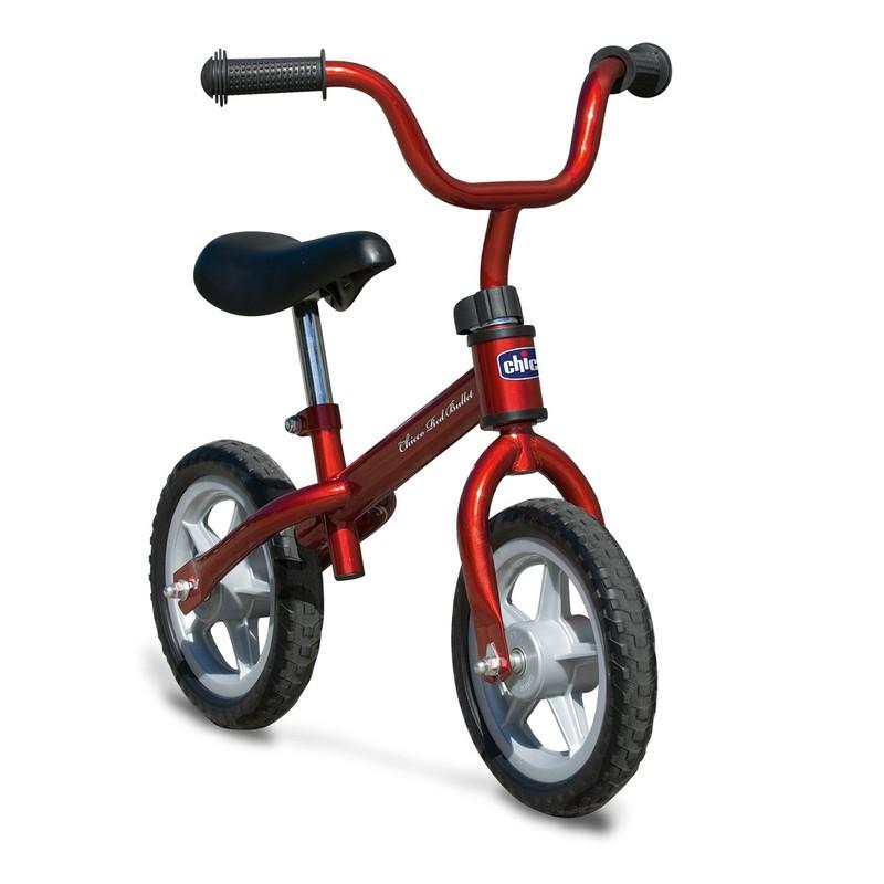 A minha primeira Bicicleta Vermelha