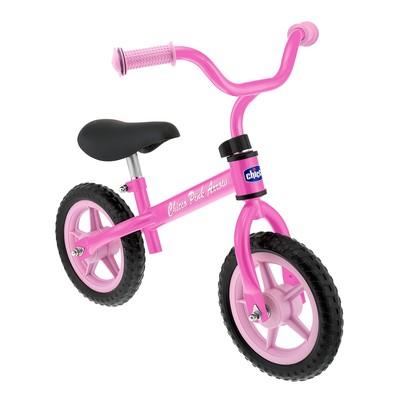 A minha primeira Bicicleta Rosa