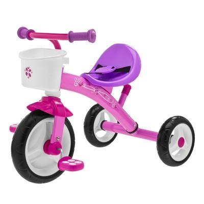 Triciclo U-Go Rosa