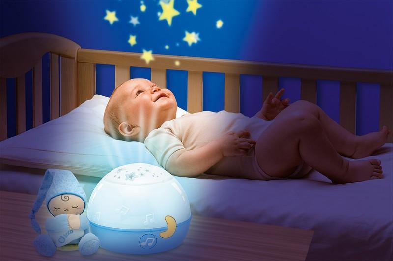 Projetor Goodnight Stars Rosa