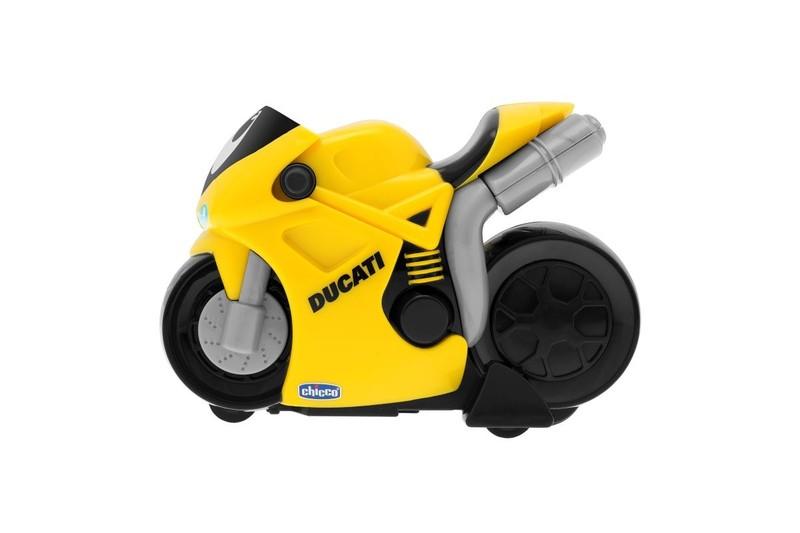 Turbo Touch Ducati amarela