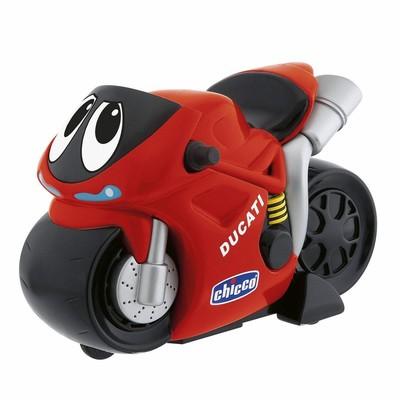 Turbo Touch Ducati vermelha