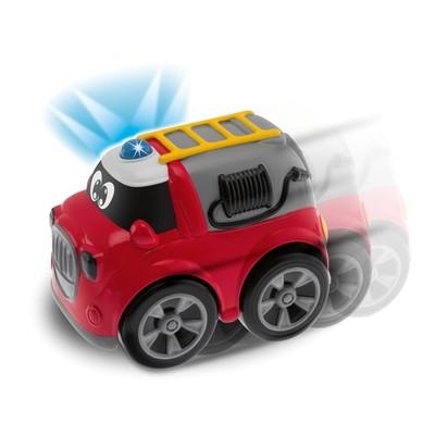 Carro Bombeiros Turbo Touch