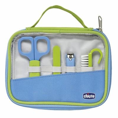 Conjunto de higiene Happy Hands Azul