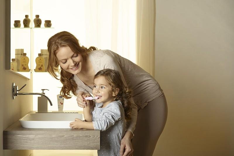 Escova massajadora de gengivas