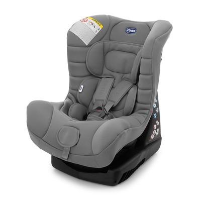 Cadeira Auto Eletta Comfort Silver