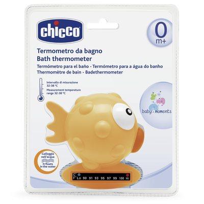 Termómetro de banho peixe balão