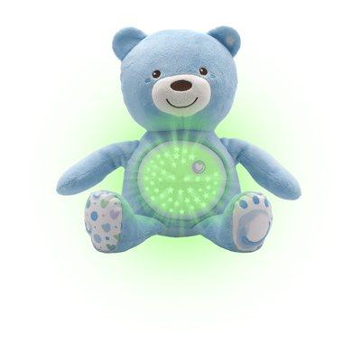 Ursinho Boa Noite Azul