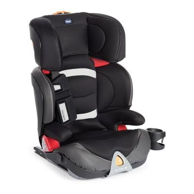 Cadeira Auto Oasys 2-3 FixPlus Evo Black