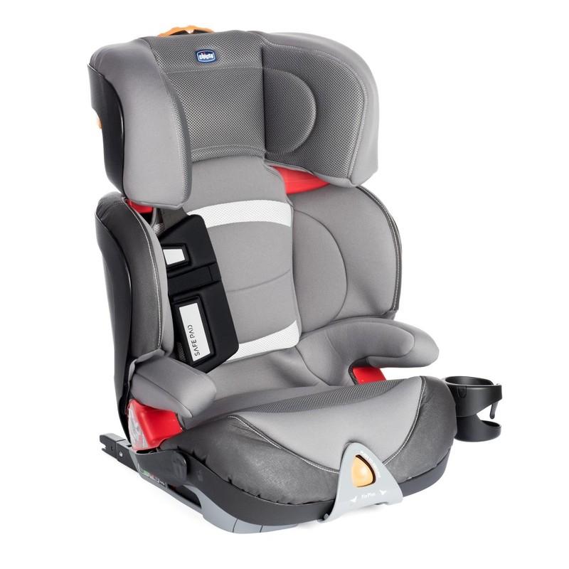 Cadeira Auto Oasys 2-3 FixPlus Evo Elegance