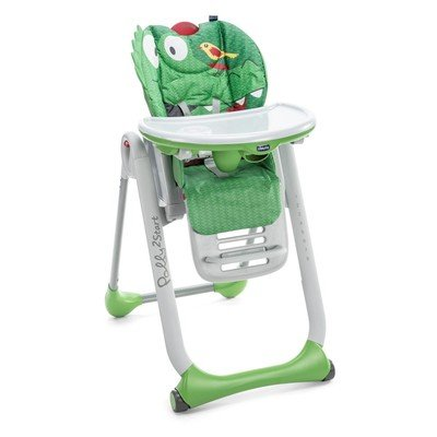 Cadeira de papa Polly 2 Start Crocodile