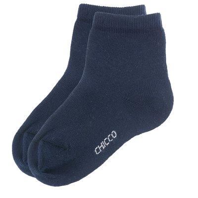 Pack 2 meias azul marinho