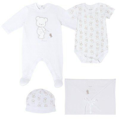 Conjunto primeiros dias maternidade