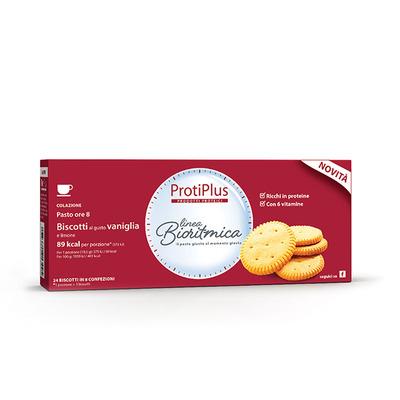 PROTIPLUS Shop - Prodotti proteici, Biscotti vaniglia