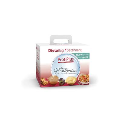 PROTIPLUS Shop - Prodotti proteici, Dieta Bag 1 settimana