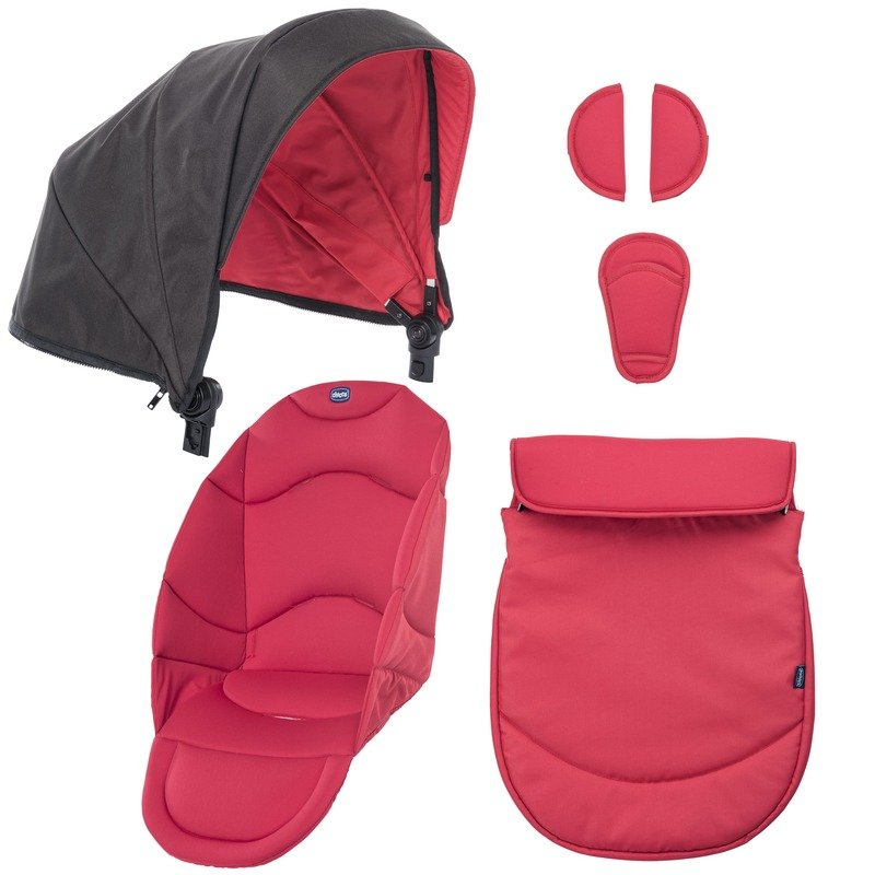 Color Pack Urban Red Passion
