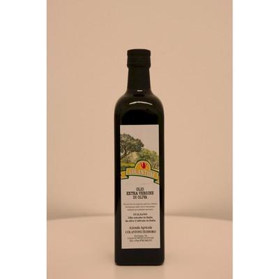 OLIO EXTRA VERGINE DI OLIVA DOP SABINA 0,75 L.