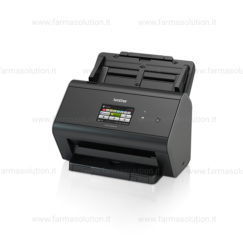 ADS-2800W Scanner documentale con touchsceen