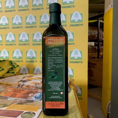 OLIO EXTRA VERGINE DI OLIVA 0,75 L.