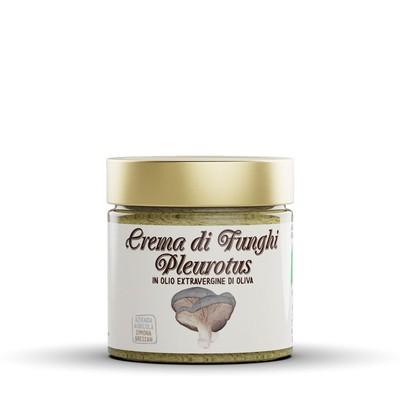 CREMA DI FUNGHI PLEUROTUS