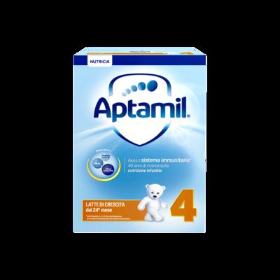 Aptamil 4 700 g confezione risparmio X4