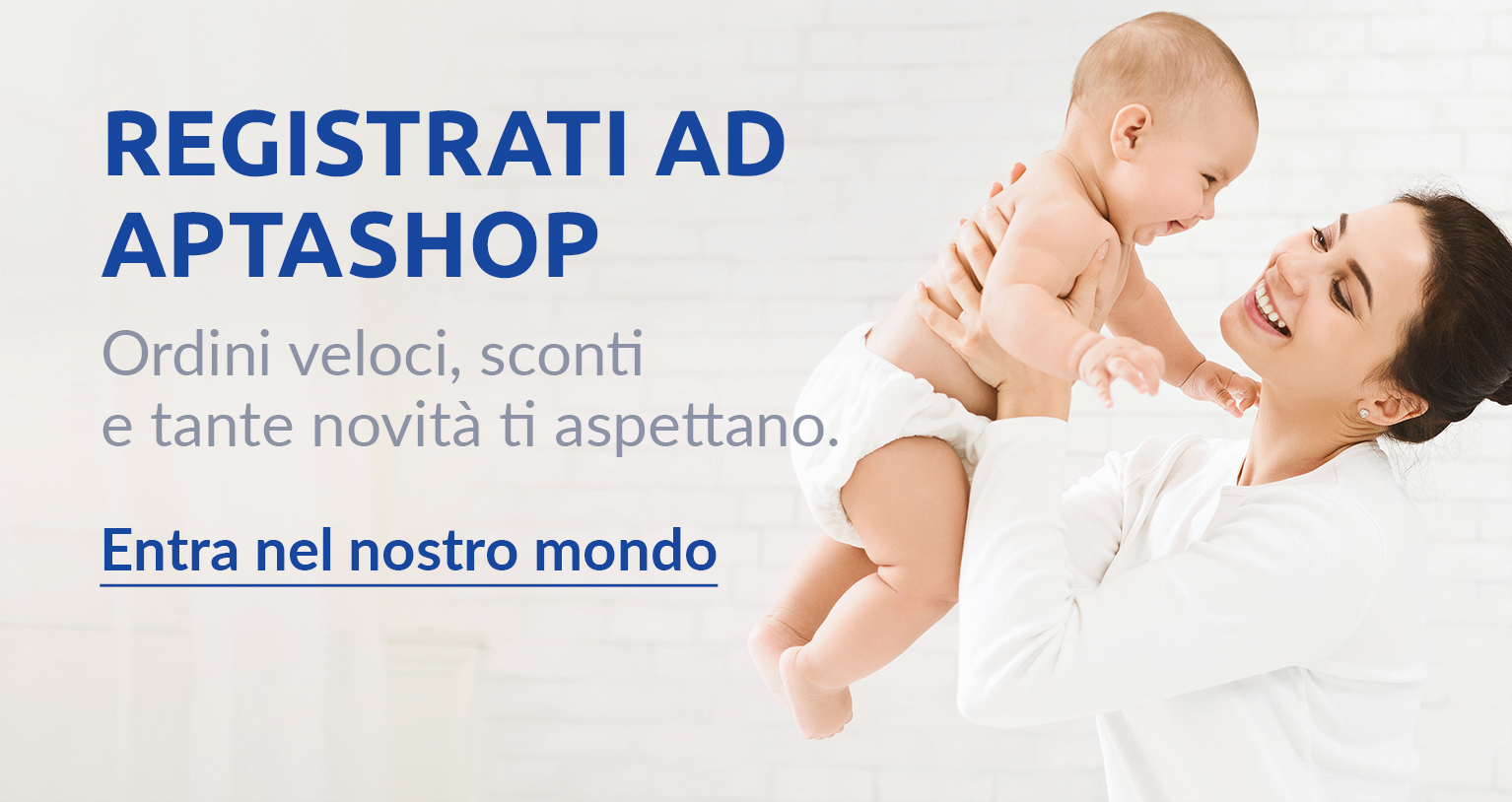Registrati su Aptashop