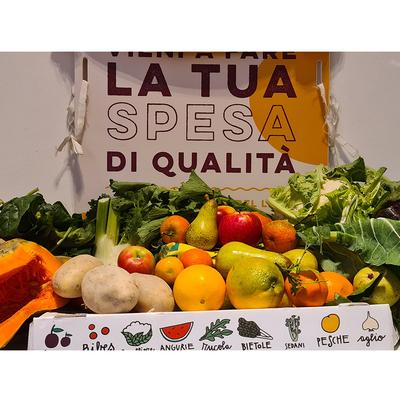 L'Ortolano - Cesto Frutta e Verdura